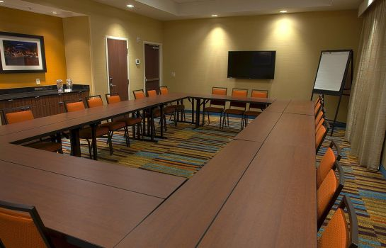 Conference room Fairfield Inn & Suites Columbus Airport