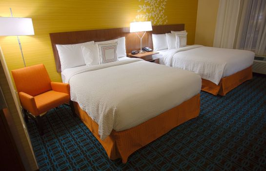 Zimmer Fairfield Inn & Suites Columbus Airport