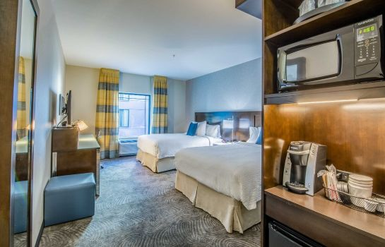 Kamers Fairfield Inn & Suites Denver Downtown