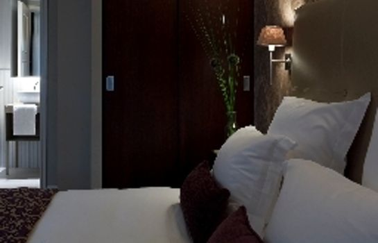 Chambre individuelle (standard) The Y Hotel