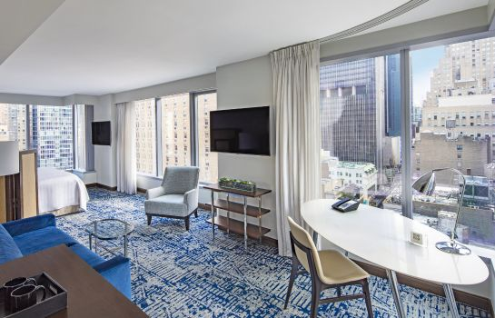 Suite InterContinental Hotels NEW YORK TIMES SQUARE