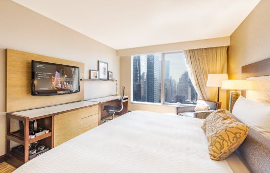 Zimmer InterContinental Hotels NEW YORK TIMES SQUARE