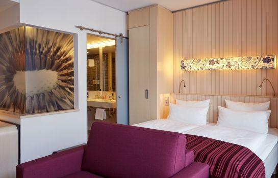 Pokój typu junior suite Scandic Berlin Potsdamer Platz