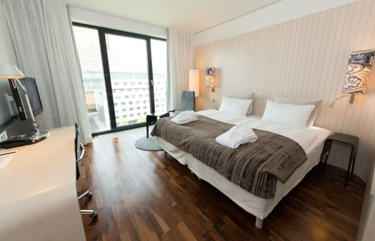 Double room (standard) Scandic Berlin Potsdamer Platz