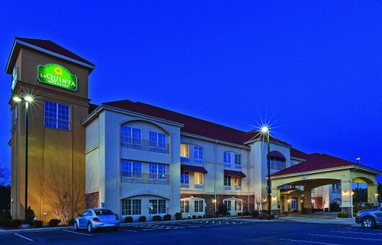 Außenansicht La Quinta Inn and Suites Searcy