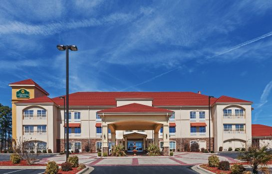 Vista exterior La Quinta Inn and Suites Searcy