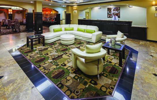 Hol hotelowy La Quinta Inn and Suites Searcy