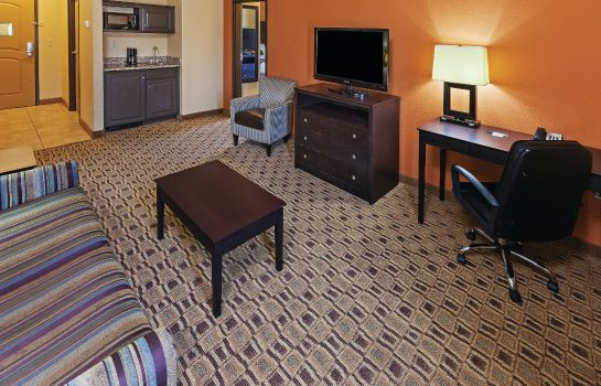 Suite La Quinta Inn and Suites Searcy