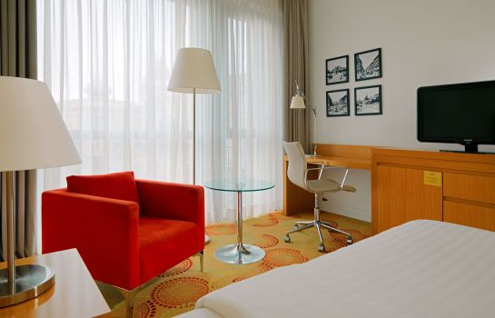 Double room (superior) Courtyard Budapest City Center