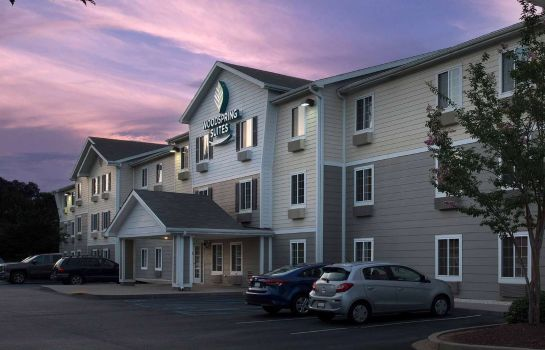Buitenaanzicht WOODSPRING SUITES SPARTANBURG