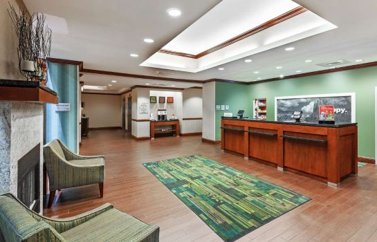 Hol hotelowy Hampton Inn - Suites El Paso West