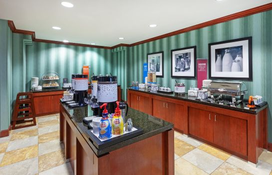 Restauracja Hampton Inn - Suites El Paso West