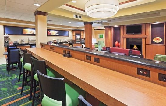 Restaurant Fairfield Inn & Suites Tulsa Southeast/Crossroads Village
