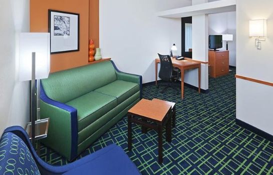 Zimmer Fairfield Inn & Suites Tulsa Southeast/Crossroads Village