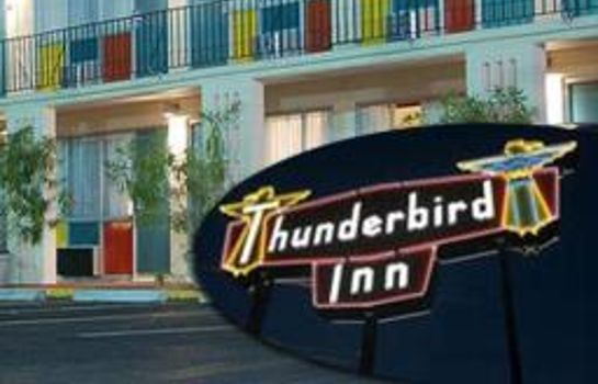 Exterior view Thunderbird Inn