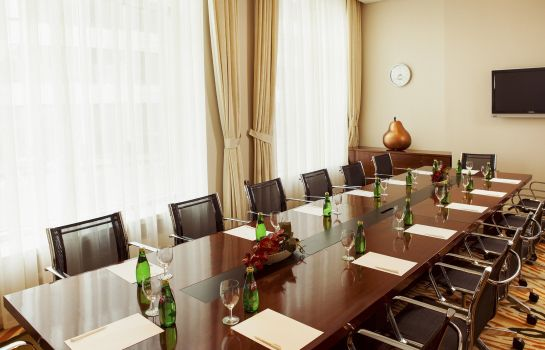 Conference room Crowne Plaza MOSCOW - TRETYAKOVSKAYA