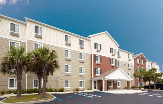 Buitenaanzicht WOODSPRING SUITES FORT MYERS N