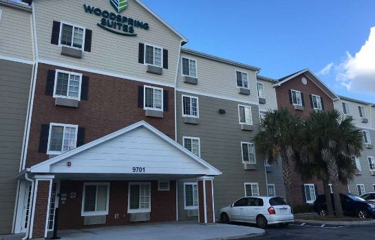 Vista esterna WOODSPRING SUITES FORT MYERS N