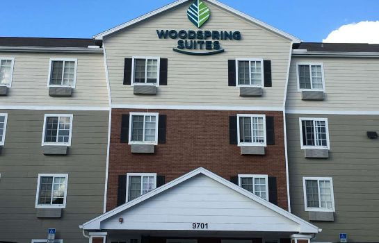 Exterior view WOODSPRING SUITES FORT MYERS N