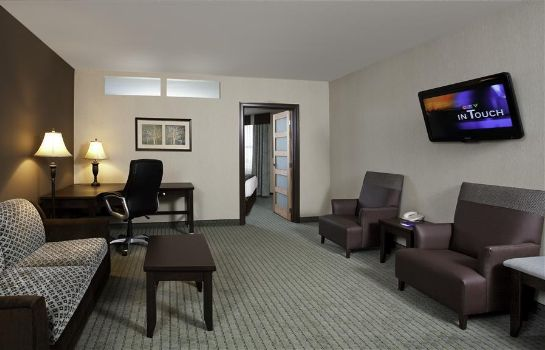 Suite COAST LETHBRIDGE HOTEL