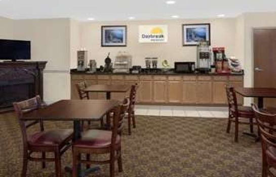 Restaurant Days Inn Greensboro NC