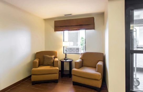 Hol hotelowy Sleep Inn & Suites At Fort Lee