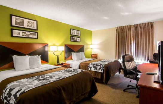 Zimmer Sleep Inn & Suites At Fort Lee