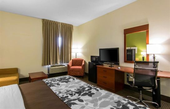Chambre Sleep Inn and Suites At Fort Lee
