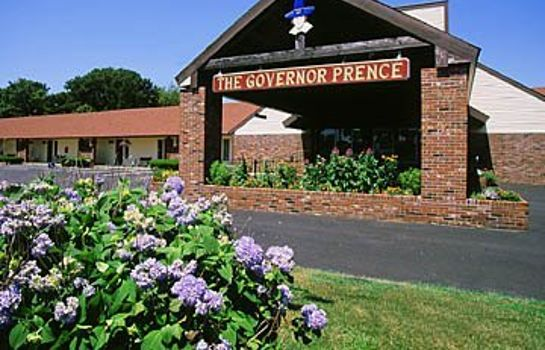 Buitenaanzicht THE GOVERNOR PRENCE INN