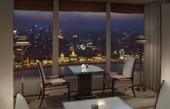 Hotelbar The Ritz-Carlton Shanghai Pudong