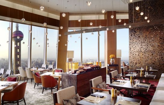 Restaurant The Ritz-Carlton Shanghai Pudong