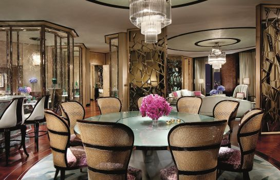 Suite The Ritz-Carlton Shanghai Pudong