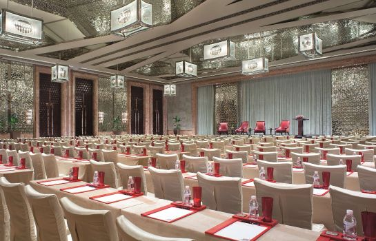 Congresruimte The Ritz-Carlton Shanghai Pudong