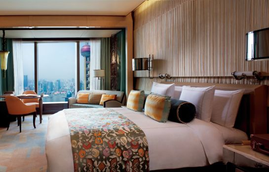Kamers The Ritz-Carlton Shanghai Pudong