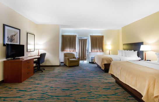 Suite an Ascend Hotel Collection Member Gateway Hotel & Suites