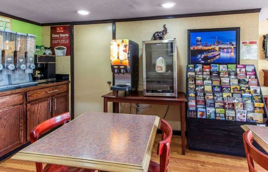Restaurant Econo Lodge Nashville