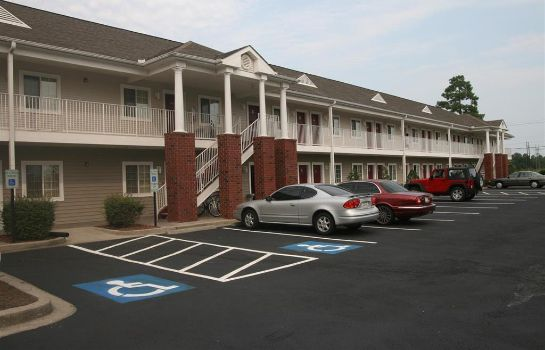 Vista exterior AFFORDABLE SUITES MYRTLE BEACH