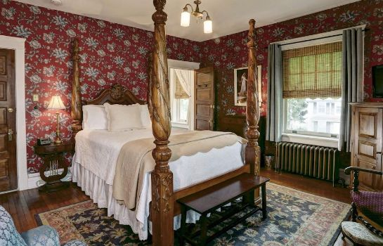 chambre standard Olde Square Inn Bed and Breakfast