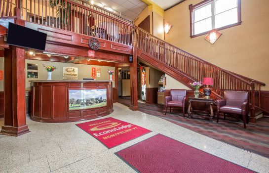 Hall Econo Lodge Montpelier