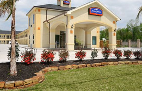 Exterior view HOWARD JOHNSON HOUSTON