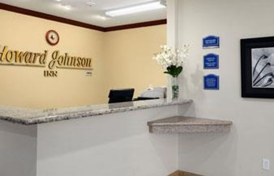 Hotelhal HOWARD JOHNSON HOUSTON