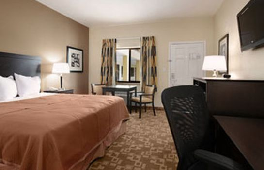 Chambre HOWARD JOHNSON HOUSTON