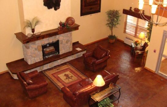 Lobby Arbuckle Lodge Gillette Arbuckle Lodge Gillette