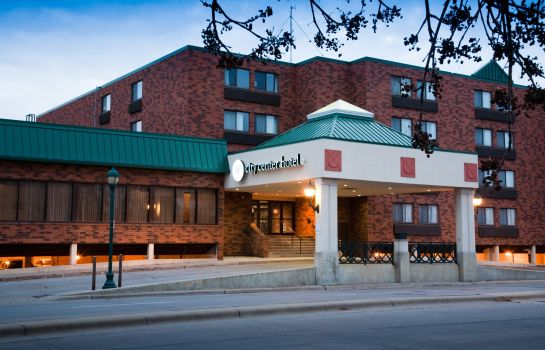 Außenansicht Mankato City Center Hotel