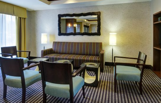 Hol hotelowy Comfort Suites Little Rock West