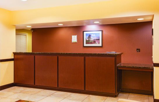Hotelhalle La Quinta Inn and Suites Lexington South / Hamburg