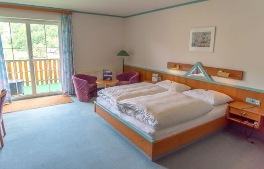 Four-bed room Berghof Brunner