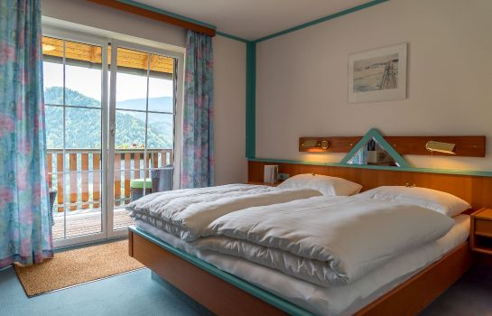 Double room (standard) Berghof Brunner