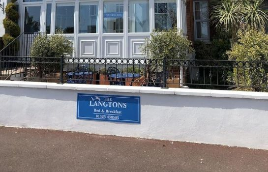 Info The Langtons Bed & Breakfast The Langtons Bed & Breakfast