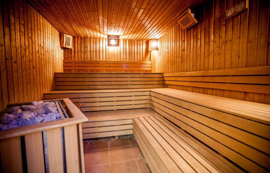 Sauna SPA Hotel Splendor